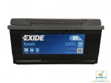 EXIDE Excell 85Ah 760A EB852