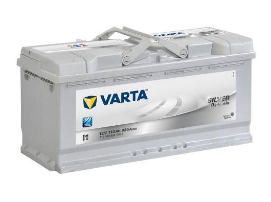 Varta Silver Dynamic 12V 110Ah 920A 610 402 092