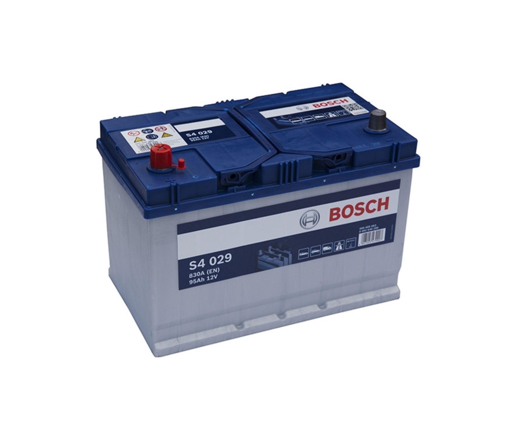 Bosch S4 12V 95Ah 830A 0 092 S40 290