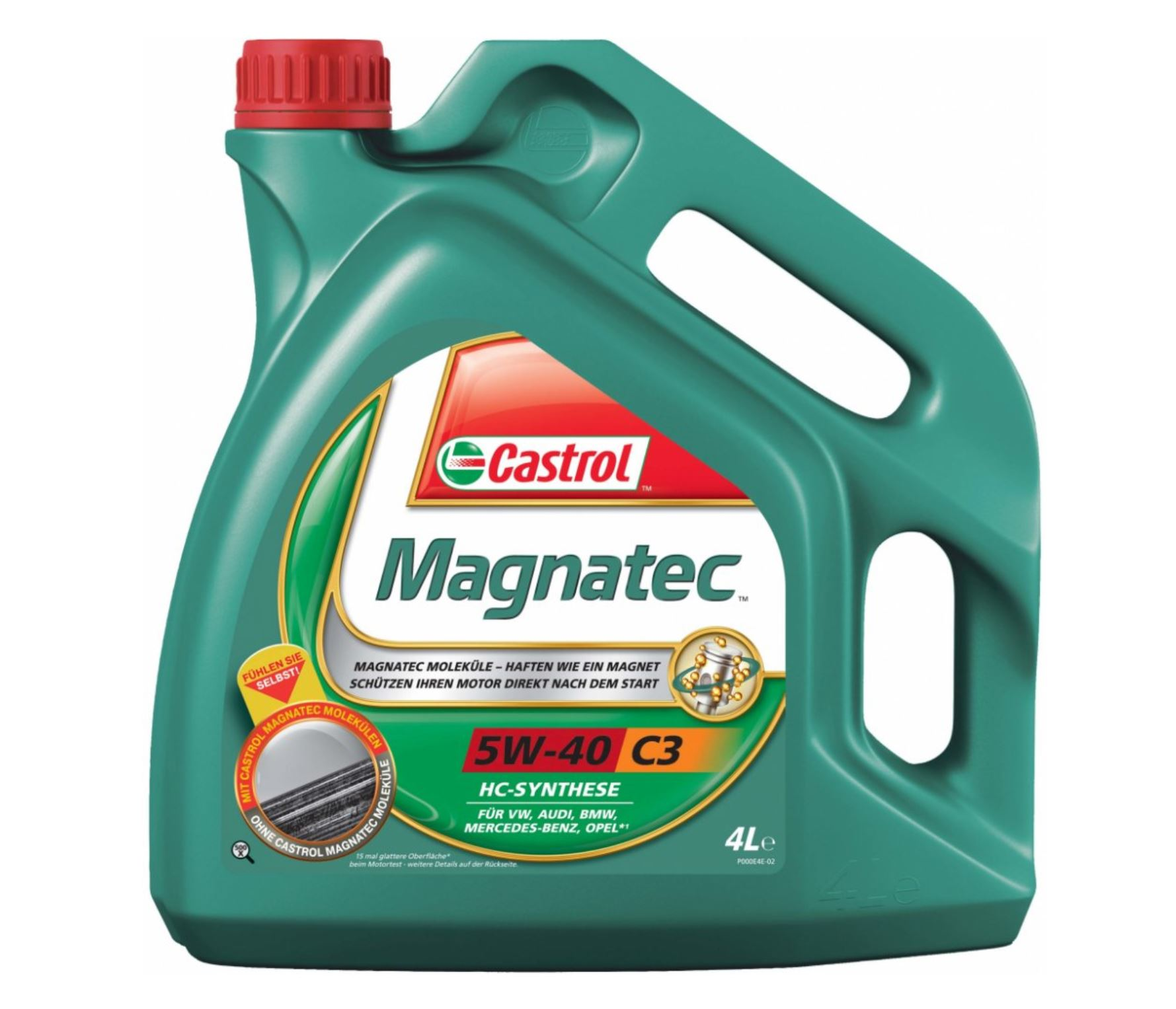 Castrol Magnatec C3 5W-40 4 l