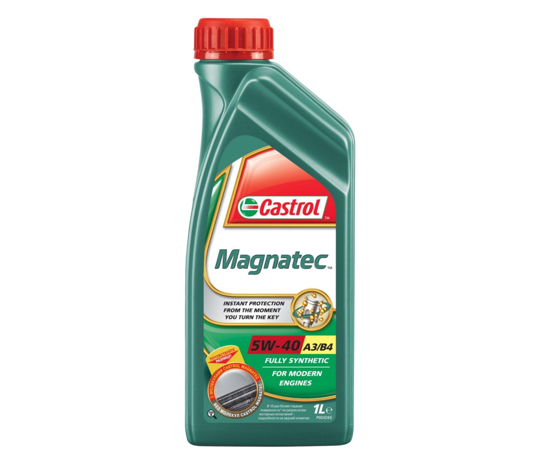 Castrol Magnatec A3/B4 5W-40 1 l