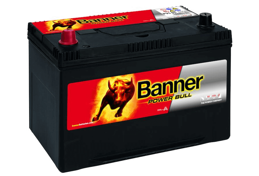 Banner Power Bull 12V 95Ah 720A -plus vlevo