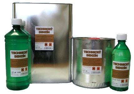 MarPin Technický benzín 3L (čistič/odmaštovač)