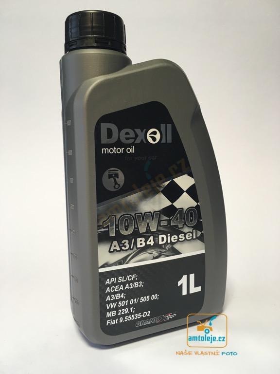 Dexoll 10W-40 Diesel 1L