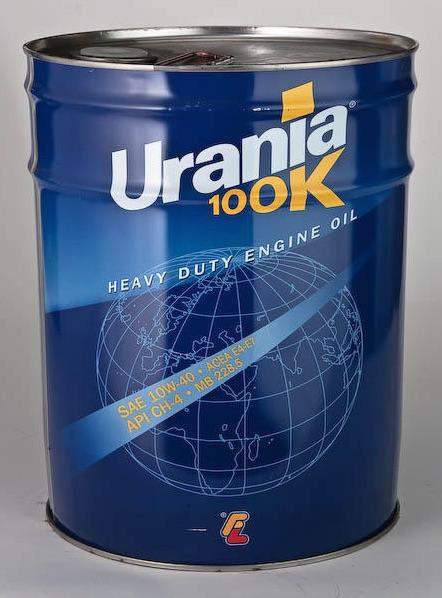 Urania 100 K 10W-40 20L