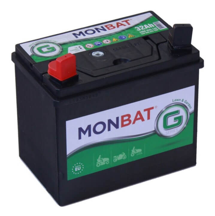 MONBAT Green Power 32Ah Levá