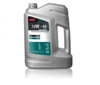 Cinol 10W-40 Low SAPS 4L