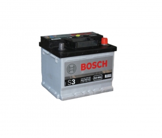 Autobaterie Bosch S3 12V 41Ah 360A