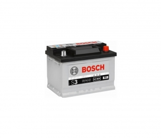 Autobaterie Bosch S3 12V 53Ah 500A