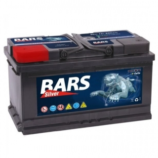 Autobaterie BARS SILVER 12V 90Ah 800A