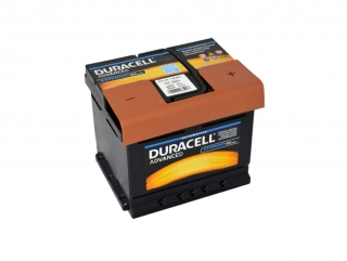 Duracell Advanced 12V 44Ah 420A