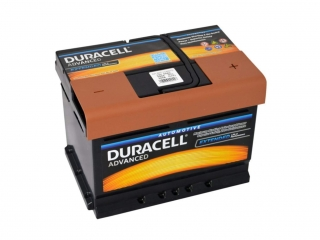 Duracell Advanced 12V 60Ah 540A