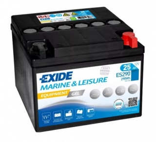 EXIDE EQUIPMENT GEL 12V 25Ah ES290