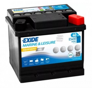 EXIDE EQUIPMENT GEL 12V 40Ah ES450