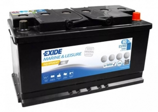 EXIDE EQUIPMENT GEL 12V 80Ah ES900