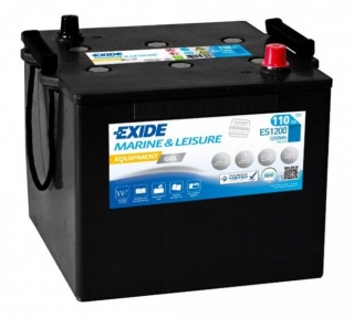 EXIDE EQUIPMENT GEL 12V 110Ah ES1200